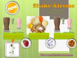 Shake Xtreme